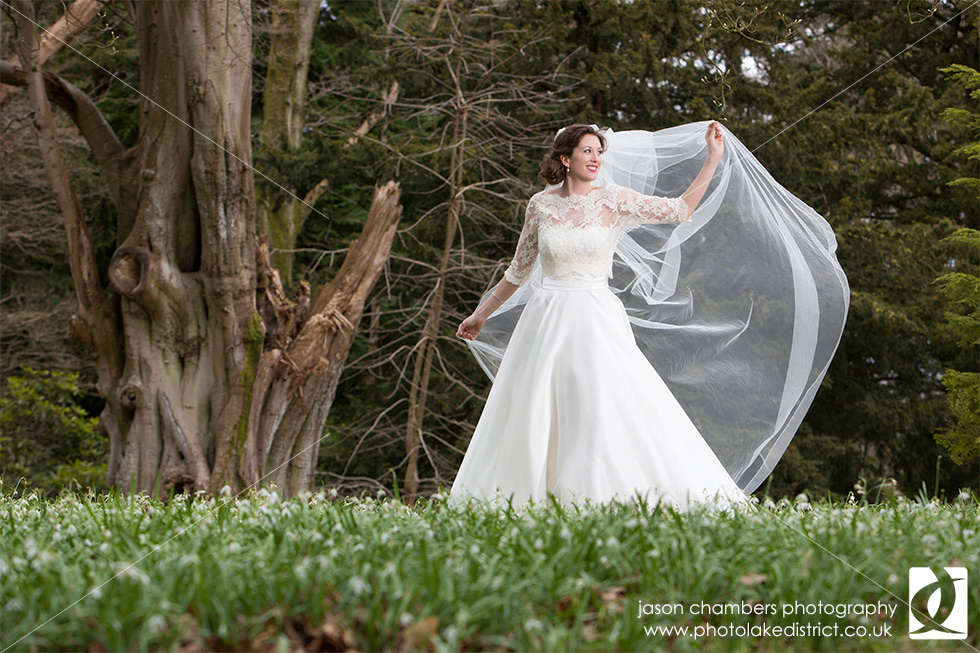 Armathwaite Hall Wedding