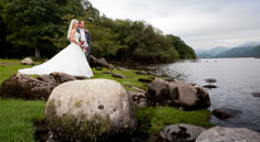 Diane and David – Armathwaite Hall Wedding - image