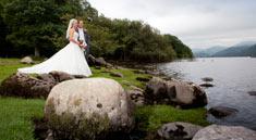 Diane and David – Armathwaite Hall Wedding - image
