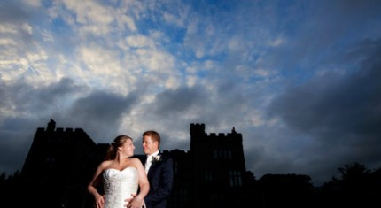 Tori & Aaron – Armathwaite Hall Wedding Photographs - image