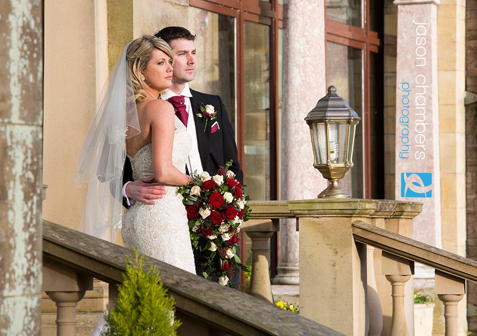 Armathwaite Winter Wedding