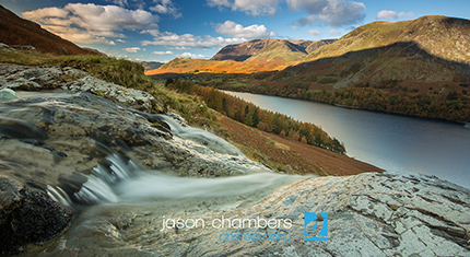 Waterfalls of Buttermere - image