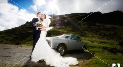 Christina and Matt – Cragwood Hotel Wedding Photographs - image