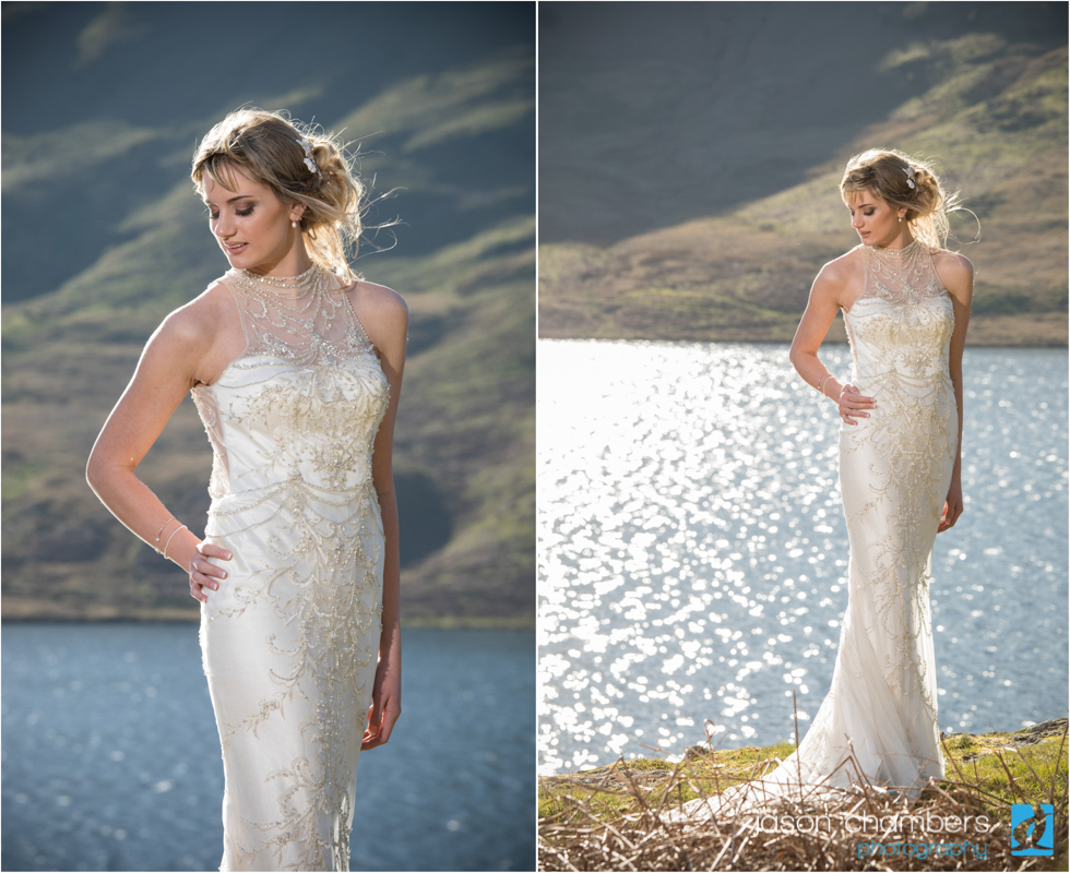 Wedding Dress in Cumbria