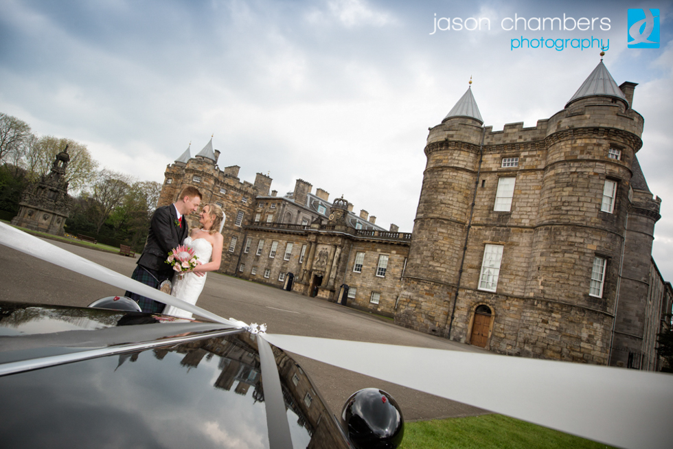 Holyrood Palace Photographs