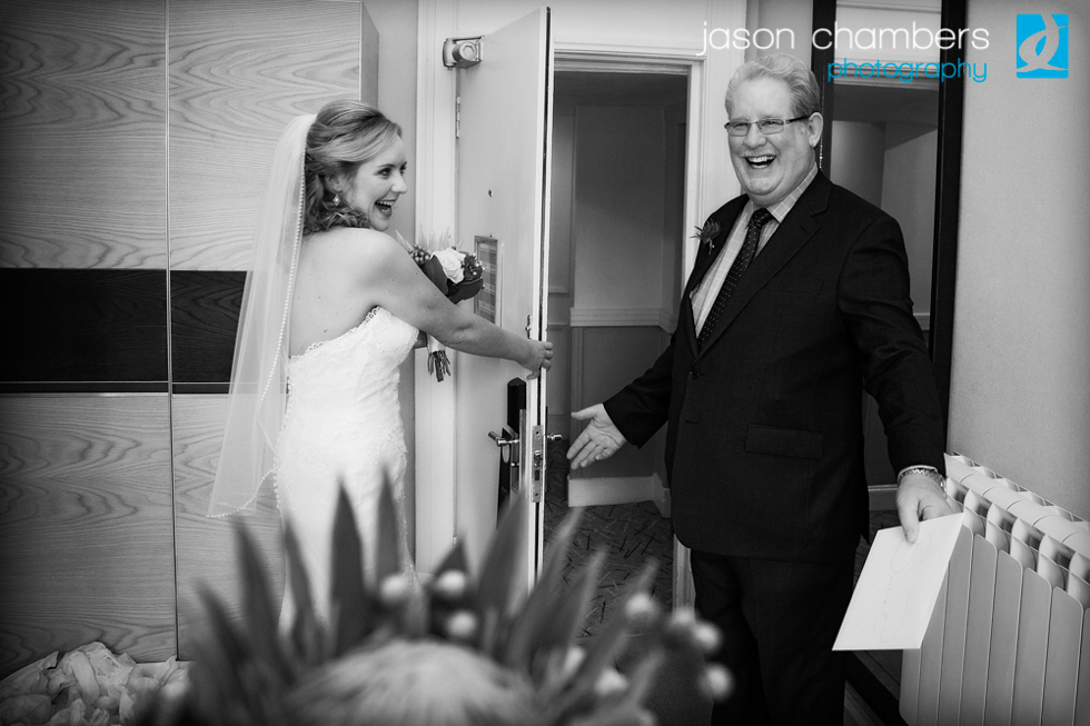 Edinburgh Hilton Wedding