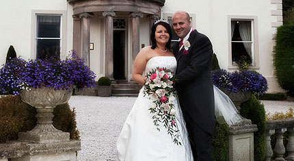Emma & Gary – Roundthorn Hotel – Christ Church – Penrith - image