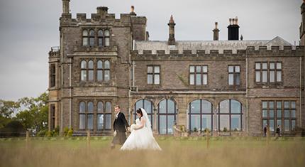 Erin and Adam's Armathwaite Hall Wedding