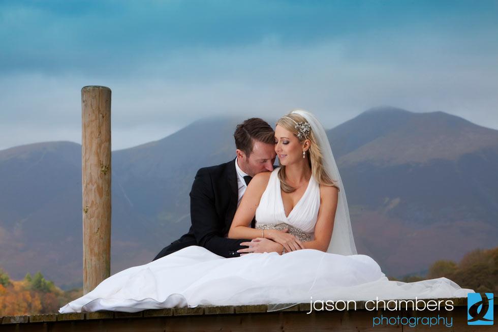 Armathwaite Hall Wedding Photographs - Keswick