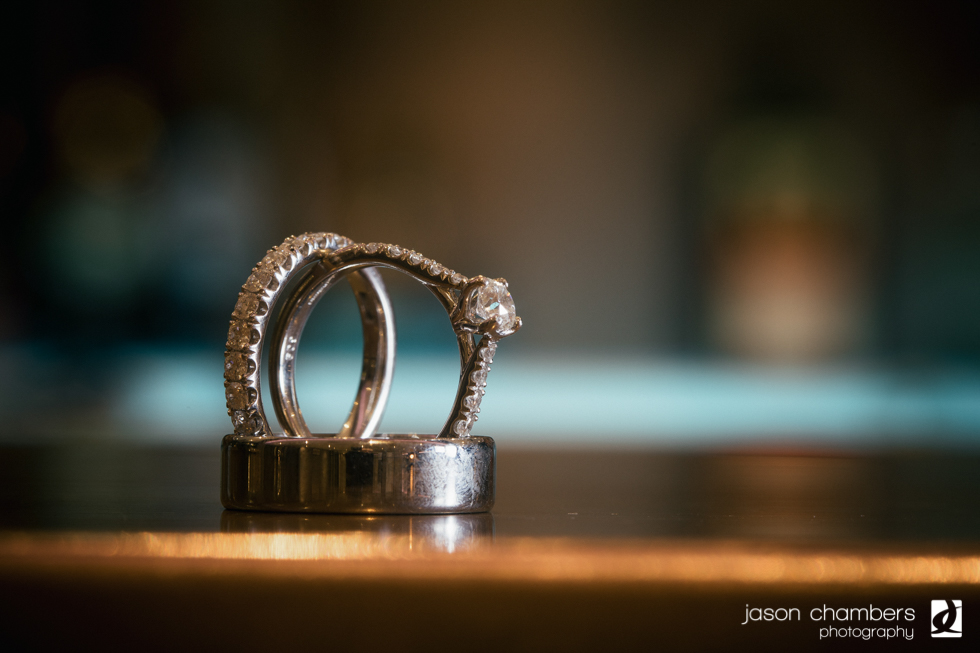 Wedding Rings in the Lake District