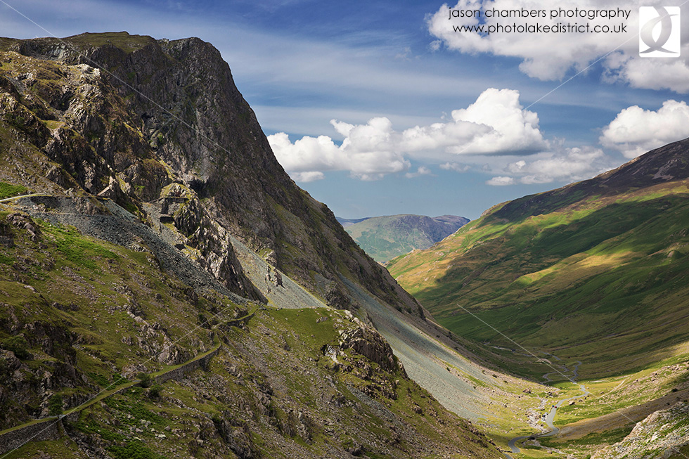 Honister Pass Photograph