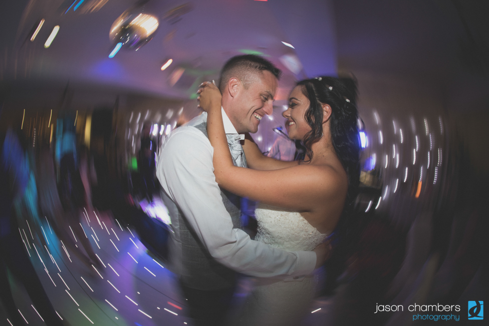 First Dance Photographs at Hunday Manor Wedding Venue