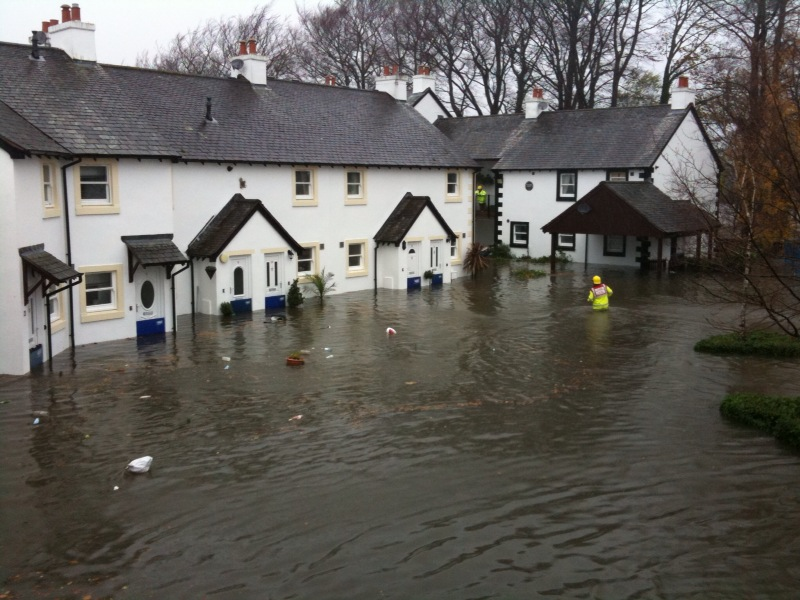 Keswick Floods