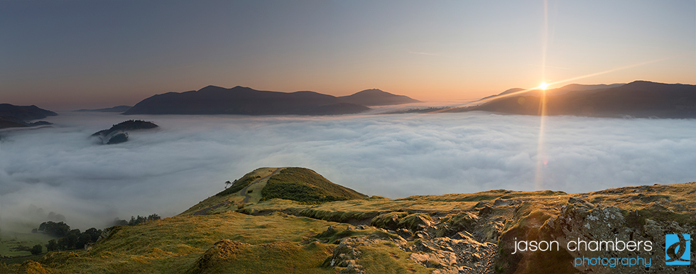 Skiddaw Cloud Inversion