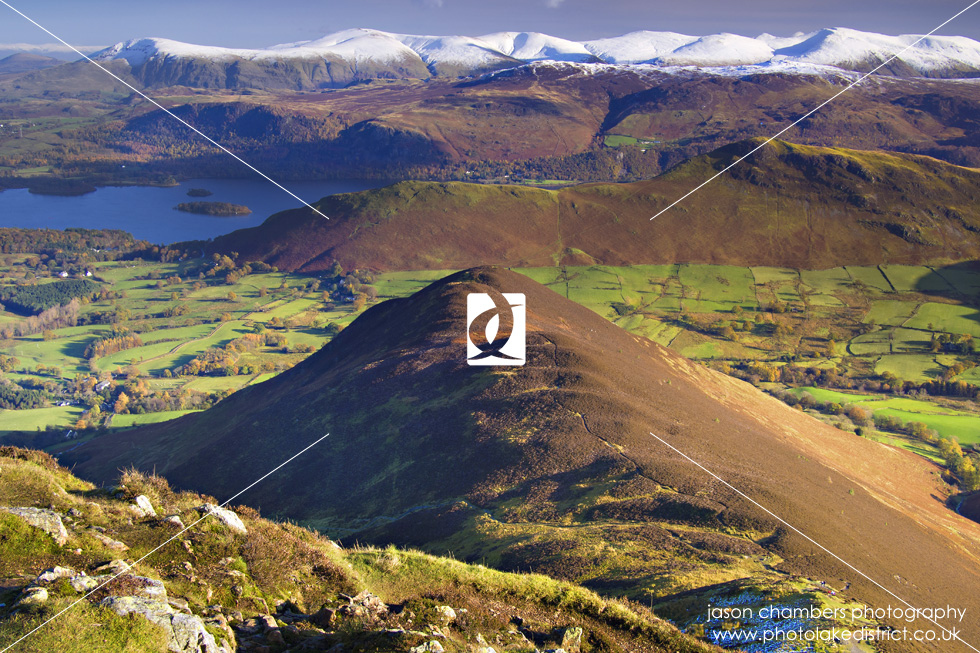 Causey Pike Photograph