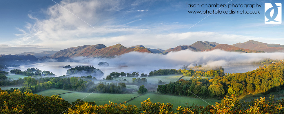 Lake District Panoramic Photography