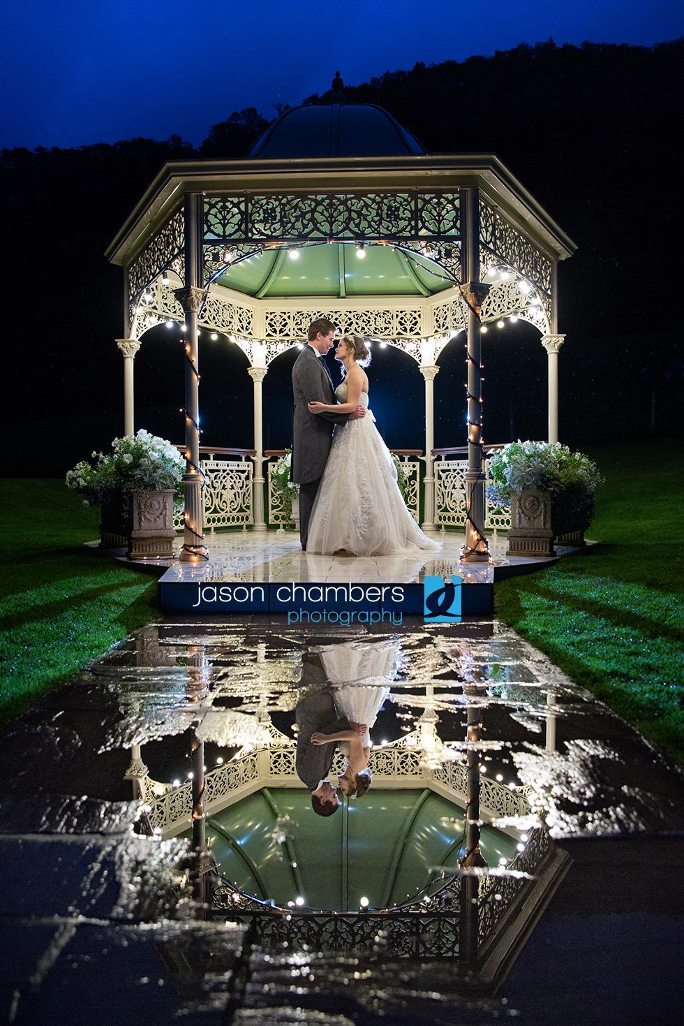 Lodore Falls Wedding Gazebo