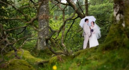 Kim & Andrew – Lodore Falls Gazebo Wedding - image