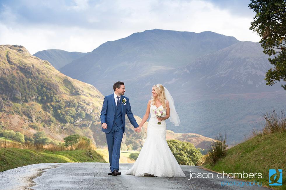 Lake District Wedding Barn