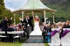 Abbie & Andrew – Inn on The Lake Wedding Photographs - image