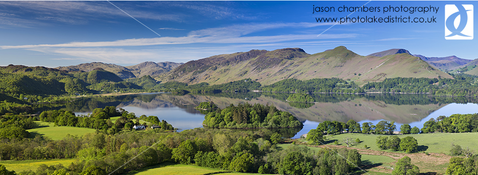 Panoramic Photographs of the Lake District