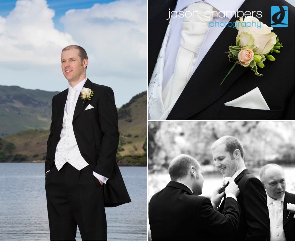 Groom photographs - Ullswater