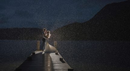 Rain on your Wedding Day – Photo of the month September 2017 - image