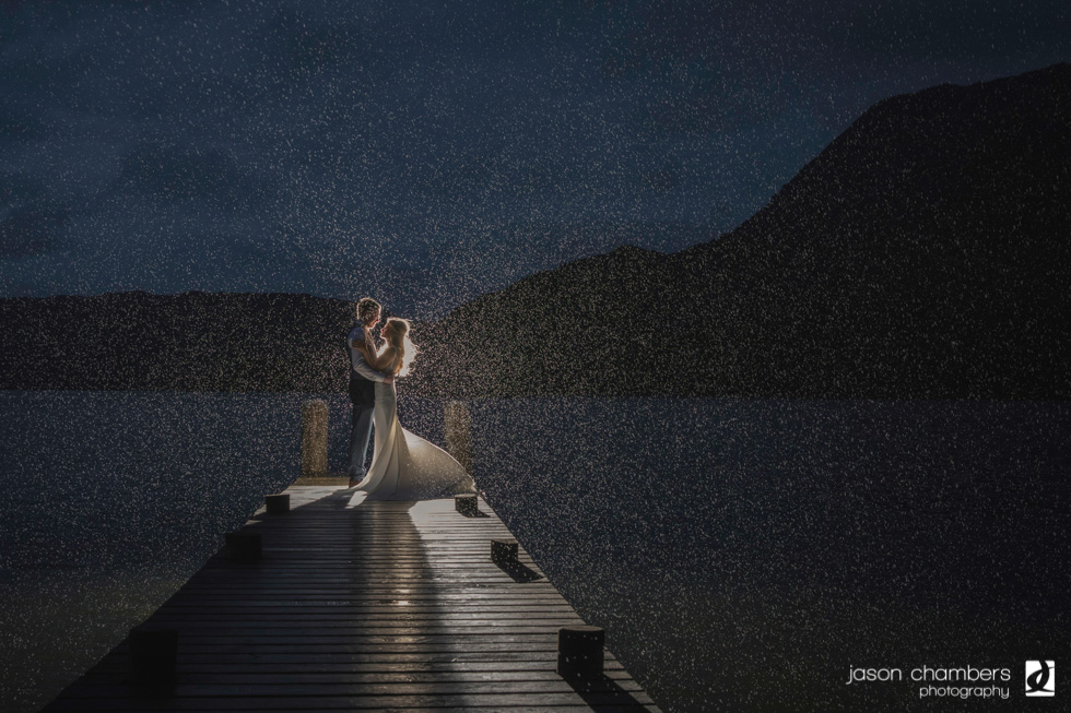 Rain on your Wedding Day - Photo of the month September 2017