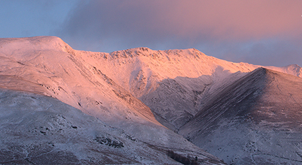 Sony A7R III captures first light on Blencathra Mountain - image