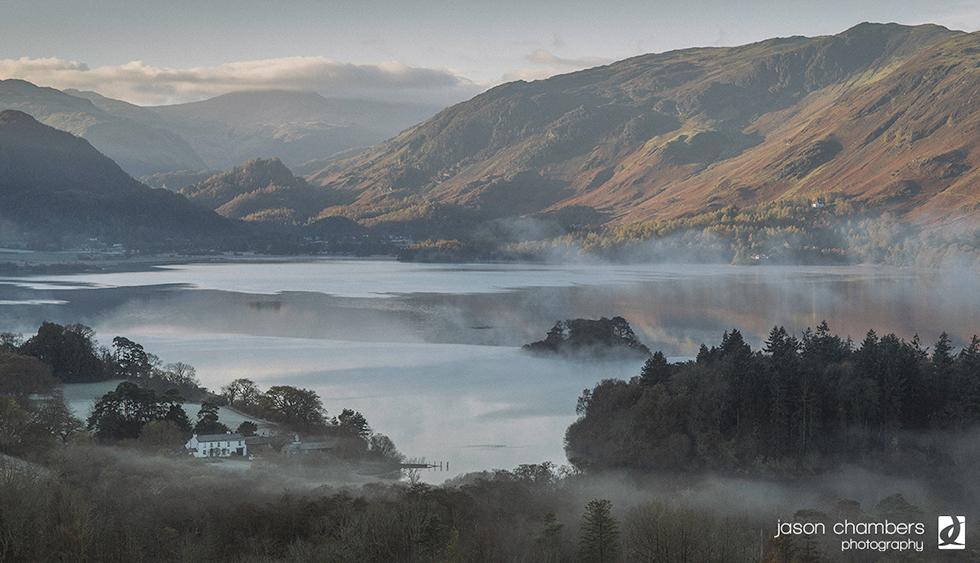 Lake District Landscape Sony A9