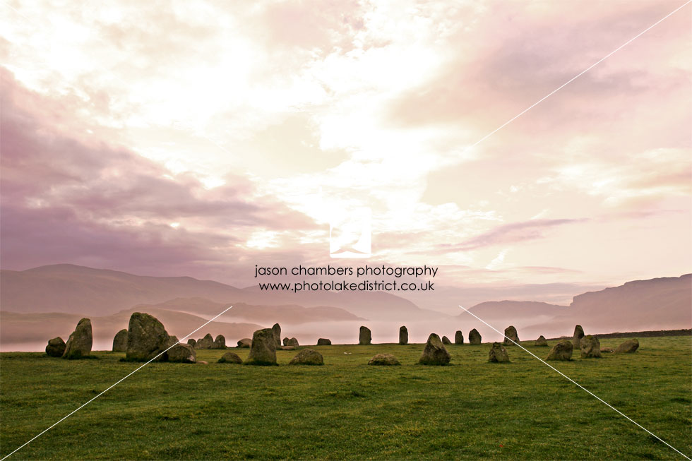Castlerigg Stone Circle Photograph