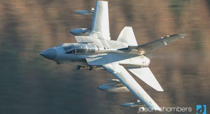 Tornado GR4 LFA17 low level