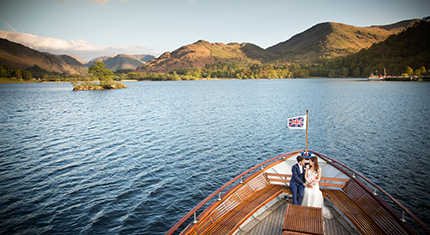 Protected: Ullswater Wedding Cruise – Holly & Alex – Inn On The Lake - image