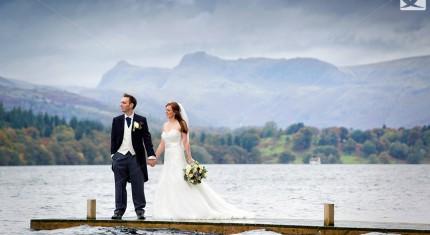 Merewood Hotel Wedding Photograph