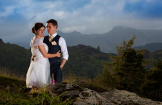 Cristina and John – Coniston Wedding Photographs - image