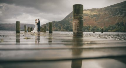 Protected: Carol and Iain's Watermillock Church Wedding - image