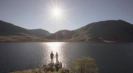West Cumbria Wedding Photographs