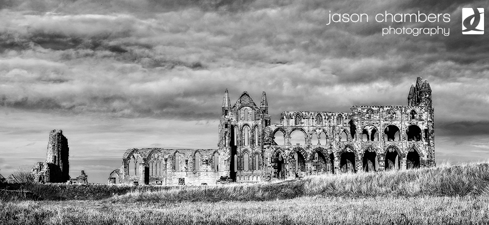 Whitby Abbey Panoramic Photograph