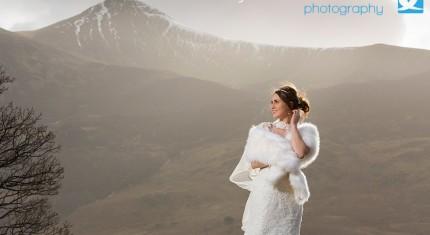Wedding Dress Winter