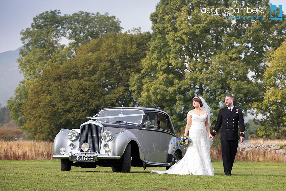 Windermere Wedding Cars