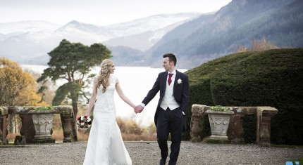 Winter Wedding Armathwaite