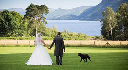 Protected: Armathwaite Wedding – Charlotte & Ian - image