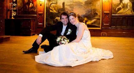 Tom & Claire – Langdale Chase Wedding Venue - image