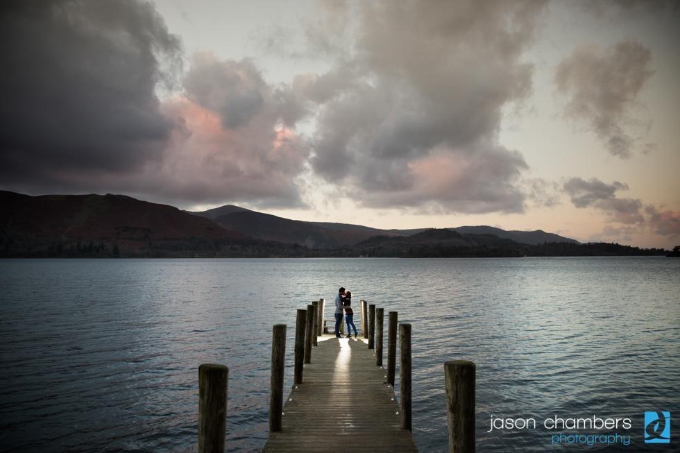 jetty wedding proposal