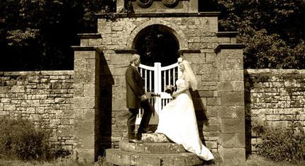 Linda and Chris – Dalston Hall near Carlisle - image