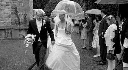 Emma and Matt – St Marys Church Ingleton, North Yorkshire - image