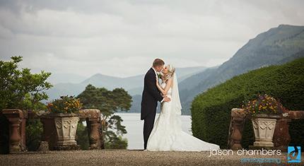 Protected: Adele & Stuart's wedding photographs – Armathwaite Country House - image