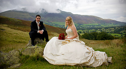 Richard & Joanne – St John's in the Vale Church - image