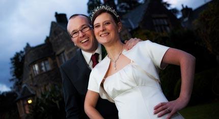 Katie & Matt – Cragwood Hotel – Lake Windermere Wedding - image