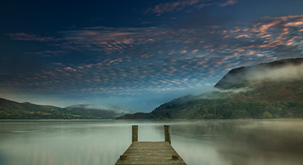 Ullswater Jetty – Landscape Photography - image